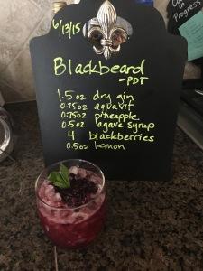 Blackbeard, PDT